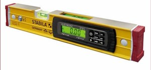 Stabila IP65 - Electronic Spirit Levels South Africa